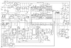 Электрическая схема сварочного аппарата Дон 200