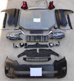 Комплект рестайлинга Toyota Land Cruiser Prado 150  - в Land Cruiser Prado 150 2018 -