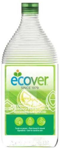 Ecover Жидкость для мытья посуды с лимоном и алоэ-вера 950 мл