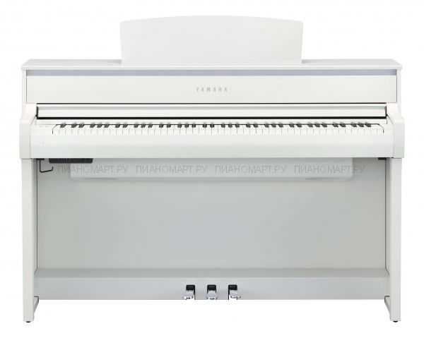 Yamaha CLP-675WH