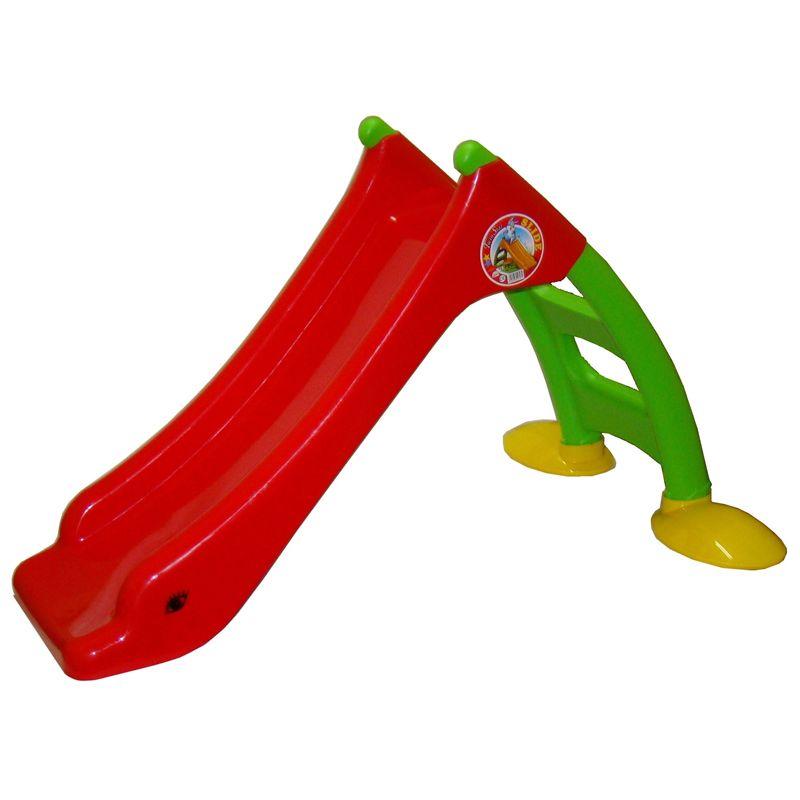 DOHANY Горка малая 130*85*76см красно-зеленая