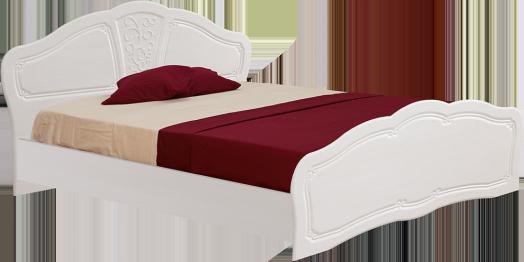 Тифани Кровать №2 1600 (с основанием)
