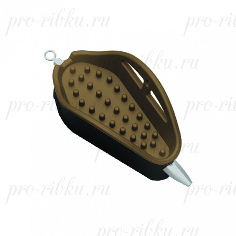 Кормушка Browning Hydrus Method Feeder, вес 30 гр, длина 6 см