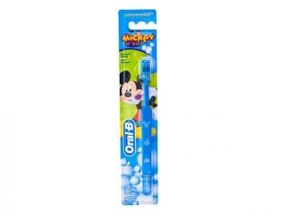 Зуб. щетка ORAL-B Mickey for kids детская