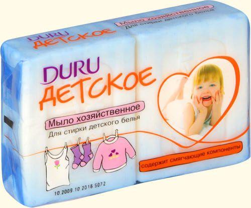 Мыло Duru 125г для детских вещей