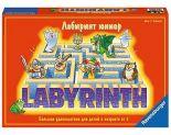 Настольная игра Лабиринт Джуниор (Сумасшедший лабиринт)