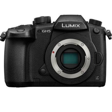 фотокамера Panasonic Lumix DMC-GH5 Body
