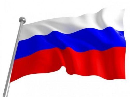 Флаг Россия 90х145см.