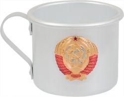 Кружка алюминевая СССР