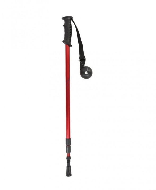 Палки для скандинавской ходьбы телескопические INDIGO IRAK001