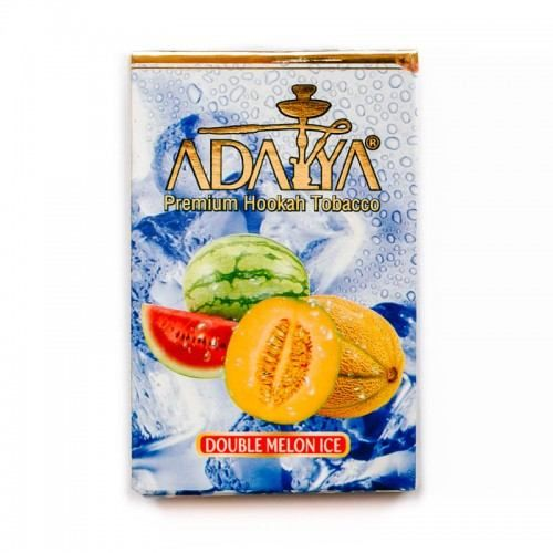 Табак для кальяна Adalya Double Melon Ice (Арбуз дыня лед)