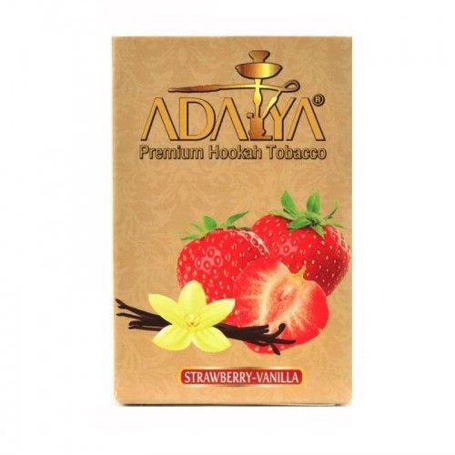 Табак для кальяна Adalya Strawberry Vanilla (Клубника - Ваниль)
