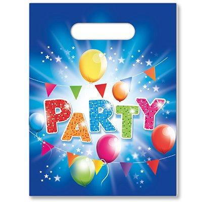 Пакеты для сувениров Вечеринка, 6 штук