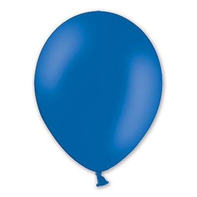 Надувной шарик В75 Пастель Royal Blue, 50 шт.
