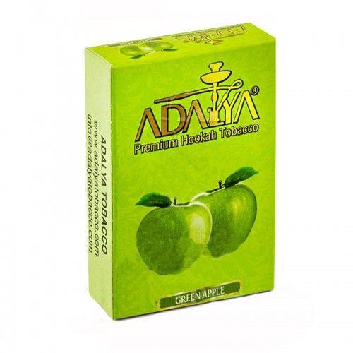 Табак для кальяна Adalya Green Apple (Зеленое яблоко)