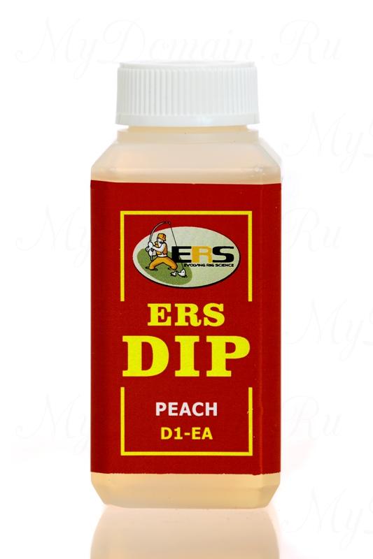 Жидкий ДИП ERS D1 E A Peach Персик, объем 100 мл