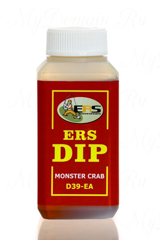 Жидкий ДИП ERS D39 E A monster crub монстер краб, объем 100 мл