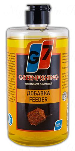 """Добавка Greenfishing """"фидер"""", объем 700 мл"""