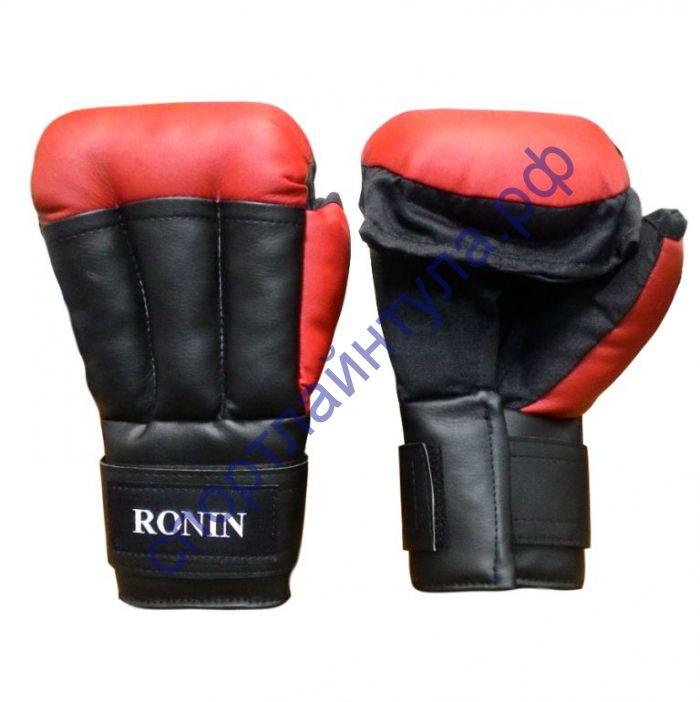Перчатки для рукопашного боя F073 красные