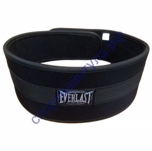 Пояс тяжелоатлетический Everlast