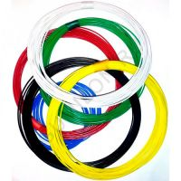 Набор пластика для 3D ручки, 8 цветов по 5м