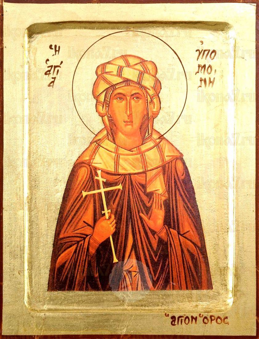 Икона Ипомони (копия старинной)