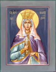 Икона Ирина Македонская