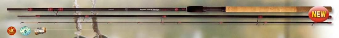 Удилище фидерное Browning Hyper Carp Method 3,30м 60gr