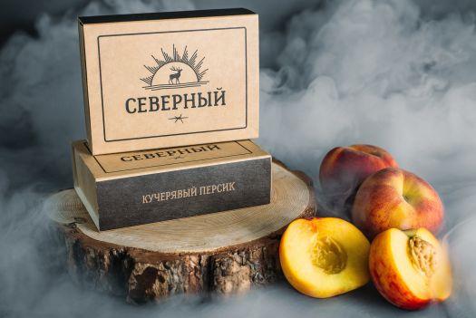 Табак Северный - Кучерявый Персик