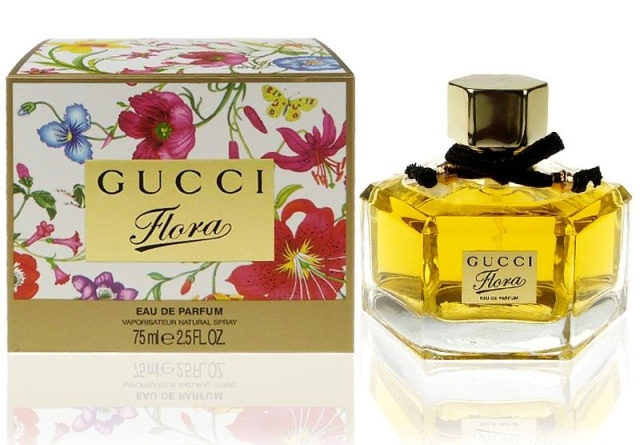 GUSSI Flora by Gucci Eau de Parfum (Gold), Edp, 75 ml