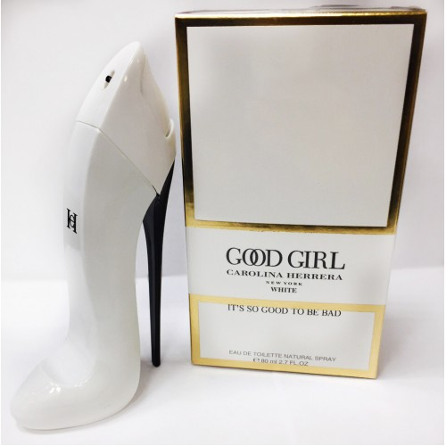 CAROLINA HERRERA Good girl  WHITE , Edp 80 ml