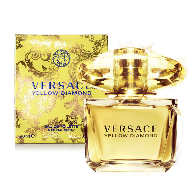 VERSACE Yellow diamond 90 ml