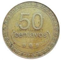Тимор 50 сентаво 2003 г.