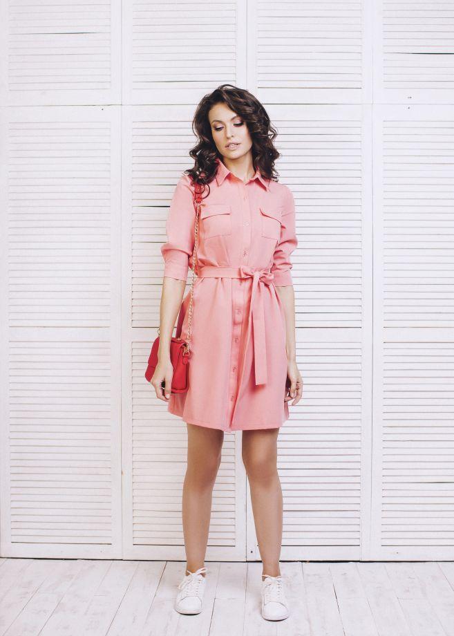 0766. Платье