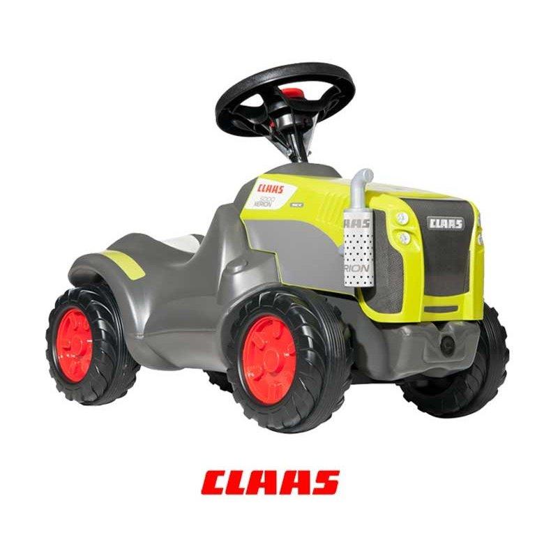 Каталка мини-трактор Rolly Toys ClaasXerion 132652