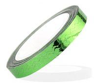 Фигурная самоклеющаяся лента для дизайна ногтей Цвет: зеленый