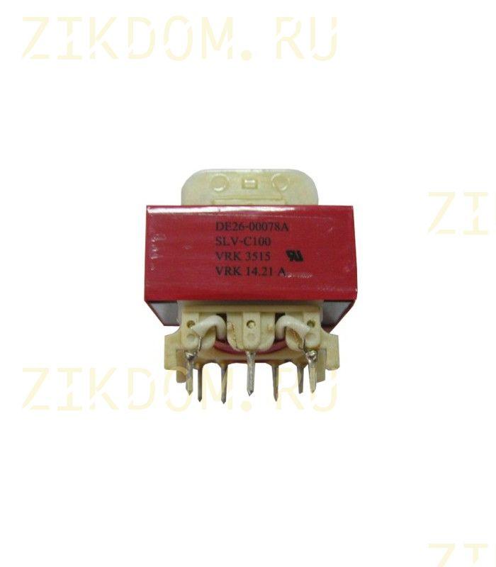 Трансформатор на плату микроволновой печи Samsung SLV-C100 DE26-00078A