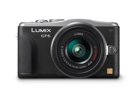 Фотоаппарат Panasonic Lumix DMC-GF6 Kit