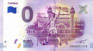 ЧМ по футболу в России 0 евро 2018 г. ТУНИС UNC