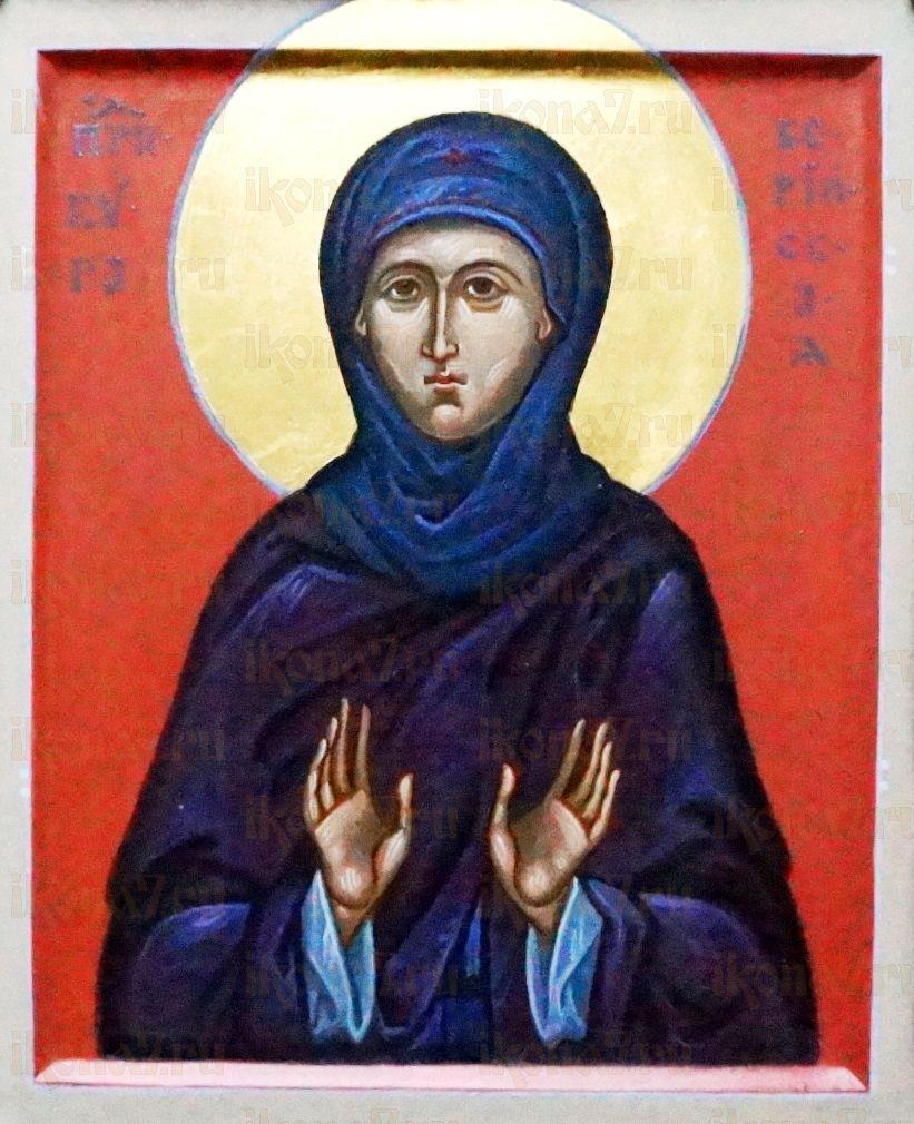 Икона Кира Берийская (копия старинной)