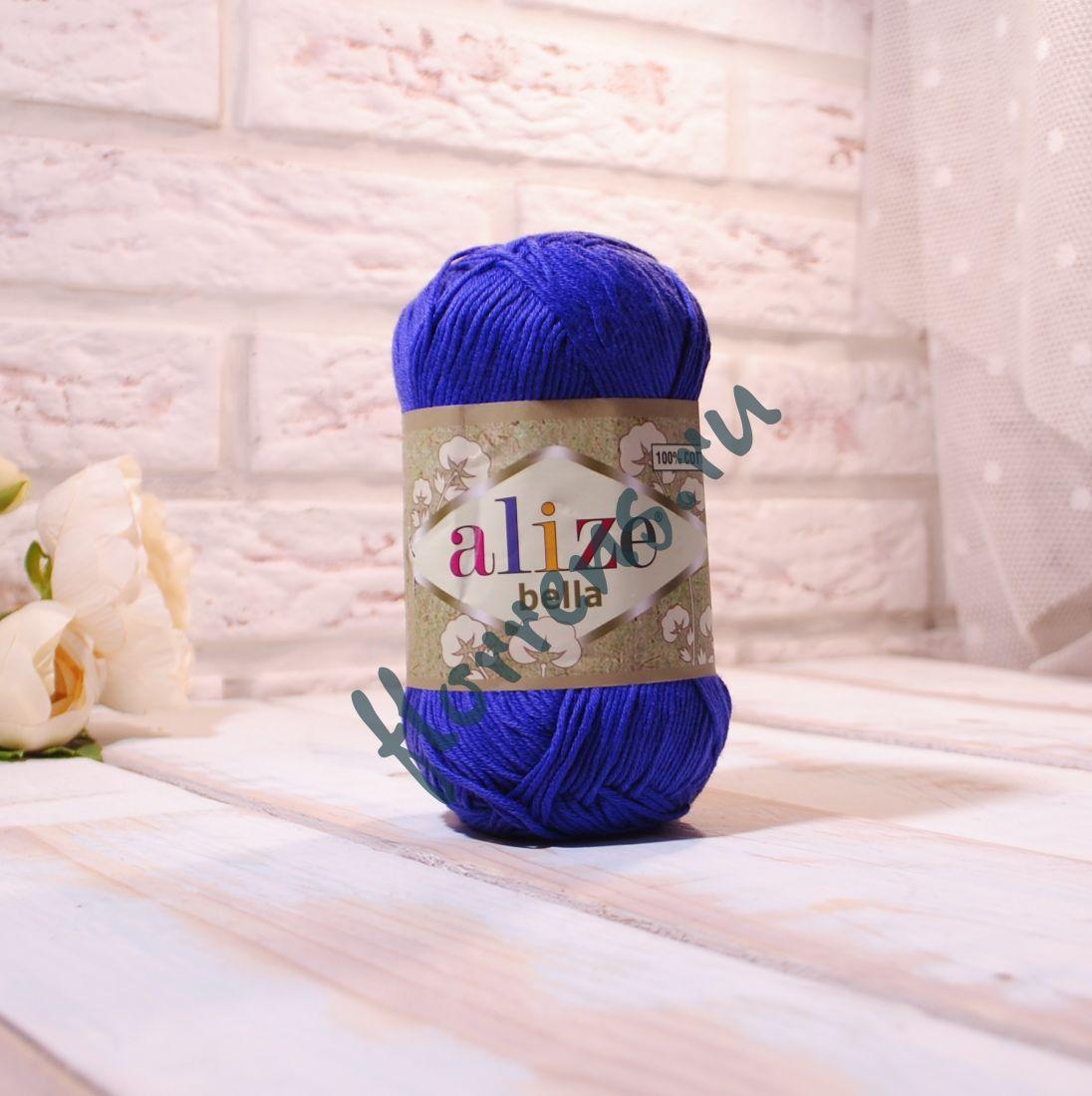 """Пряжа """"Alize"""" Bella / 333 синий"""