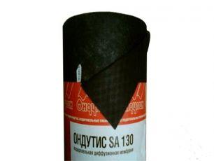 Ондутис SA130 супердиффузионная гидро-ветрозащитная мембрана