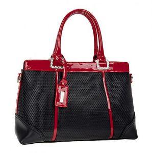 Красно-чёрная сумка