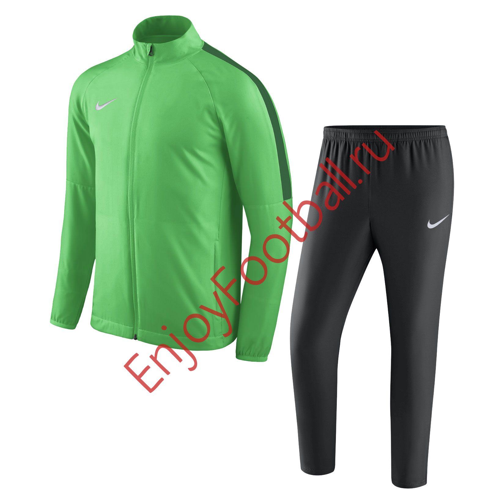9bc84ade Спортивный костюм NIKE DRY ACDMY18 WOVEN TRK SUIT 893709-361 купить ...