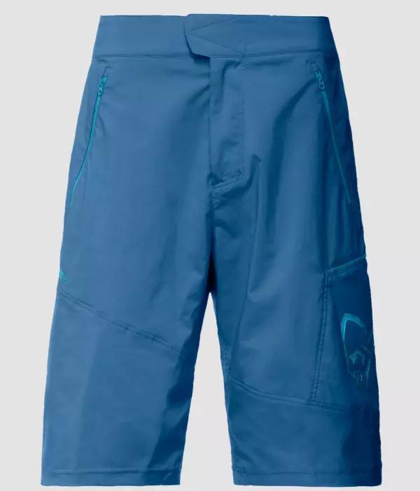 Norrona /29 flex1 Shorts (M) DENIMITE BLUE