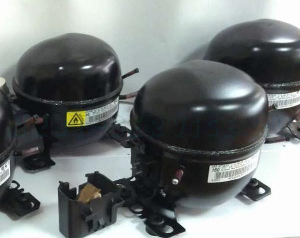 Мотор СКН-110 (128 Вт) для холодильника