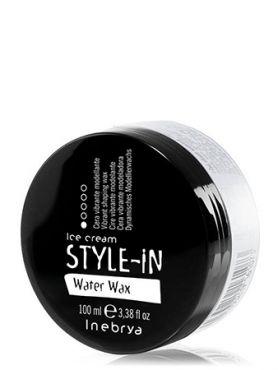 Inebrya Finishing Воск с эффектом мокрых волос