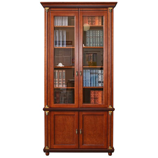 Шкаф для книг Валенсия 2 П444.22