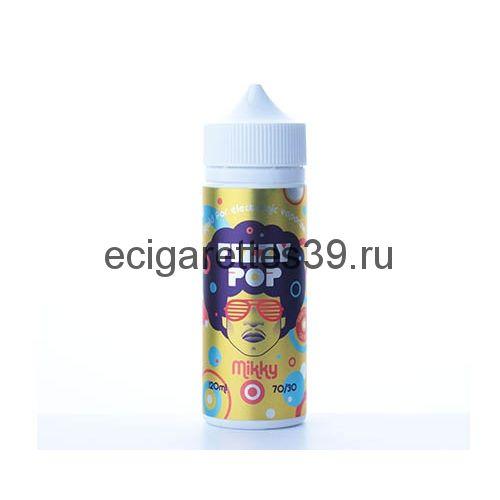 Жидкость FIZZY POP Mikky, 120 мл.