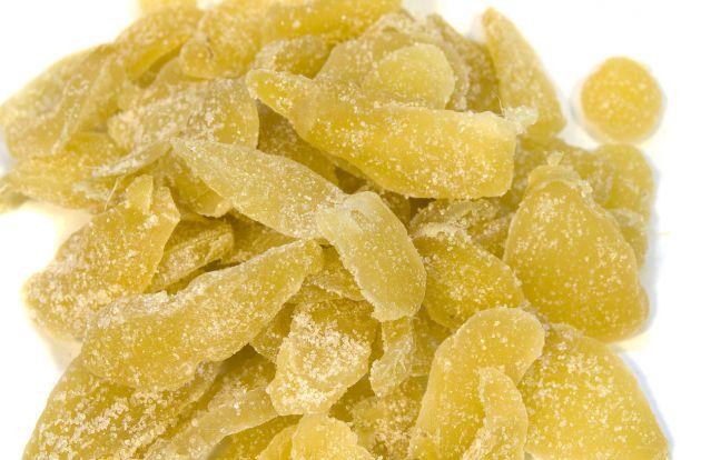 Персик в сахаре 1кг.